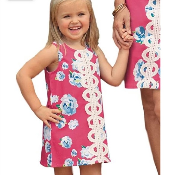 Mommy and Me dresses (Woman's XS and child 3T)